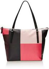 Kate Spade Bag PXRU5344 Emma Lane Fabric Maya Pink Colorblock Agsbeagle