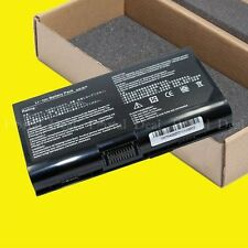 New Laptop Battery for Asus G71GX-7S022K G71GX-7S023K G71GX-A2 5200Mah 8 Cell