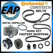 99-04 Jetta TDI Golf Beetle 1.9L ALH Timing Belt Kit Water Pump w Metal Impeller