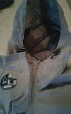 Sierra Designs Men's Medium Anorak Packable Rain Jacket Nylon New