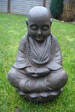 """NEW LATEX RUBBER MOULD, SITTING BUDDHA 14"""" HEIGHT"""