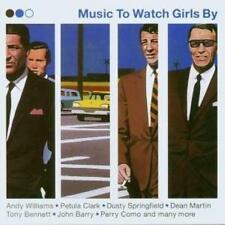 John Barry : Music to Watch Girls By CD