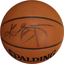 Kobe Bryant Signed Official NBA GAME Basketball Full Autograph Lakers PSA/DNA
