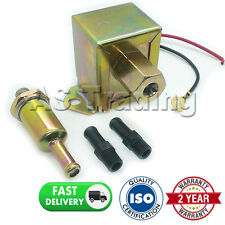 12V POSITIVE EARTH FUEL PETROL DIESEL PUMP FACET CUBE STYLE CLASSIC VINTAGE