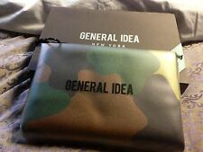 NEW ! General Idea : New York / Camouflage Scarf