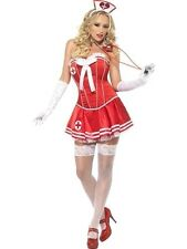 Fefer Boutique Nurse Costume New Adult Halloween Cristmas Sexy Womens Small Size