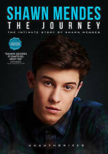 SHAWN MENDES: THE JOURNEY - UNAUTHORIZED NEW DVD