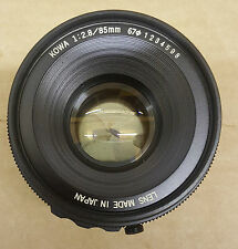 (pa2) Kowa 85mm 1:2.8 Lens for Kowa Six