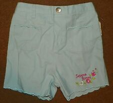 NWT Girls SESAME STREET Shorts Size 24 Months RTL 12.00