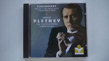 Tchaikovsky : Piano Concerto No.1 Concert Fantasy - Pletnev / Fedoseyev - CD