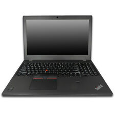 * Lenovo ThinkPad W550s 20E2000TUS i7-5500U 8GB 500GB Win 7 Laptop