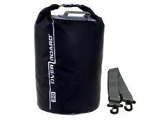 Overboard Waterproof Dry Tube Bag 30 Litres BLACK - watersports, sailing, kayak