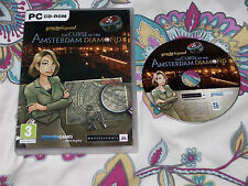 The Curse of the Amsterdam Diamond ~ PC Hidden Object Game