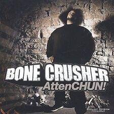 AttenCHUN! [Clean] [Edited] by Bone Crusher (CD, Apr-2003, So So Def/Arista)
