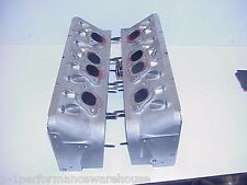 2 Dale Earnhardt Inc. SB2.2 Chevy Ported Aluminum Heads 1 Bad Chamber on 1 head