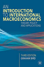An Introduction to International Macroeconomics: A Primer on Theory, Policy and