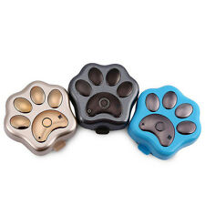 Mini Wifi Cane Animale Domestico Smart GPS Tracker Nera Sicurezza