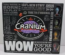 New Open Box Cranium Wow You're Good Adult Party Board Game 2007