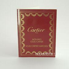 Cartier Anleitung Louis Cartier 18KT Watches, Tank und Tank Americaine