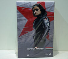 Hot Toys 1/6 Captain America Winter Soldier Bucky Barnes MIB MMS241