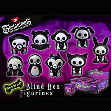 Skelanimals Mini Blind Box Figure NEW One Figure Vinyl Animals Toynami