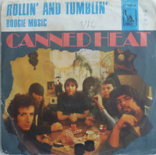 "7"" 1966 RARE! CANNED HEAT : Rollin´ And Tumblin´ /VG+?"