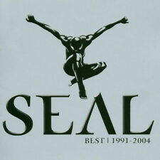 CD Album Seal Seal Best 1991-2004 (Crazy, Kiss From A Rose) 90`s Warner