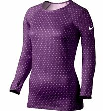 Nike Pro Hyperwarm Printed II Women's Shirt 577164