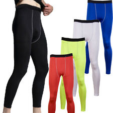 Mens Compression Shorts Base Layer Thermal Sport Skins Under Gear Pants Trousers