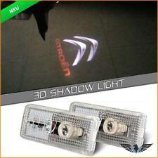 Tür Beleuchtung Citroen Picasso C2 C3 C4 C5 C6 C8 Licht Logo Projektor Leuchte