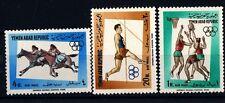 YEMEN REPUBBLICA ARABA - 1964 - Sport. Giochi olimpici di Tokyo