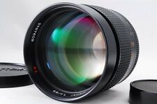 """Excellent++"" Carl Zeiss Planar T* 85mm f/1.4 AEG Contax/Yashica C/Y Mount #T616"
