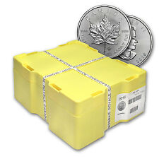 2016 Canada 500-Coin Silver Maple Leaf Monster Box Sealed - SKU #93758