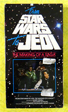 From Star Wars to Jedi - The Making of a Saga New VHS Movie CBS FOX Sealed Video