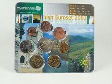 *** EURO KMS IRLAND 2002 Auflage 5000 Stück IRELAND Coin Set Kursmünzensatz ***
