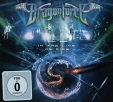 In The Line Of Fire von Dragonforce (2015), CD & DVD !!!