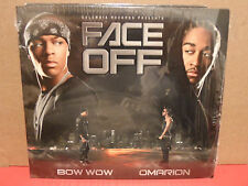 Bow Wow & Omarion - Face Off PROMO CD VG Condition RAP