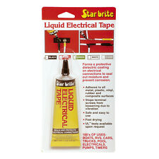 Starbrite Liquid Electrical Tape 1oz (28g) Tube - Red
