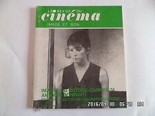 LA REVUE DU CINEMA IMAGE ET SON N°285 JUIN 1974 DELITTO D'AMORE A.BONFANTI   J48