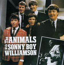 THE ANIMALS WITH SONNY BOY WILLIAMSON / CD - TOP-ZUSTAND