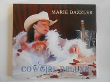 MARIE DAZZLER : COWGIRL DELUXE - [ CD ALBUM photo interieure sexy ] PORT GRATUIT
