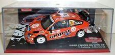 ALTAYA 1/43 - 76 FORD FOCUS RS WRC 07 MONTE CARLO RALLY - SOLBERG / MENKERUD