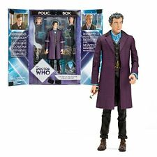 Doctor Who 12th Doctor Action Figure Time of the Doctor Collector's Set