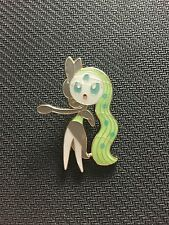 Pokemon Mythical Meloetta Promo Collector PIN NEW