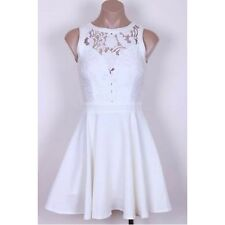 White lace dress size 6 - Brand new with tags