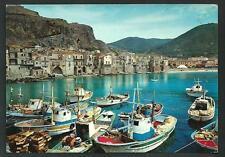 Cefalù ( Palermo ) - cartolina viaggiata nel 1975