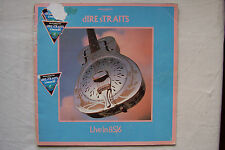 DIRE STRAITS - 1985/86 Fully Hand Signed Brothers In Arms Tour Programme -  RARE