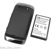 Mugen Power Extended Battery 3600MAH For Blackberry Torch 9850 9860 Verizon AT&T