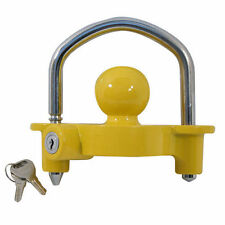 TOW BALL LOCK HITCHLOCK CARAVAN TRAILER HITCH COUPLING UNIVERSAL HIGH SECURITY