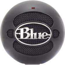BLUE MICROPHONES Snowball USB Microphone - Gloss Black